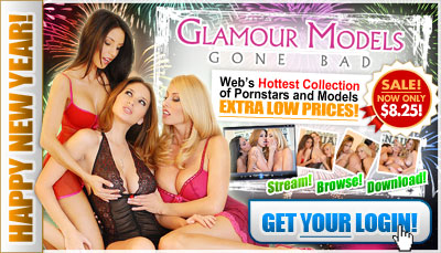 Alexis Love at Glamour Models Gone Bad